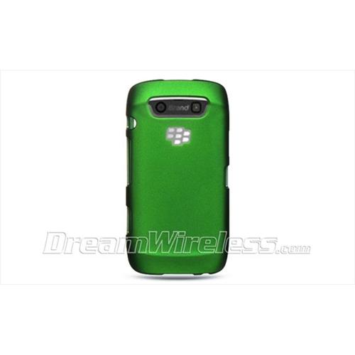 DreamWireless CRBB9570GR Blackberry Torch 9850 9860 Monza & Storm 3 Crystal Rubber Case Green