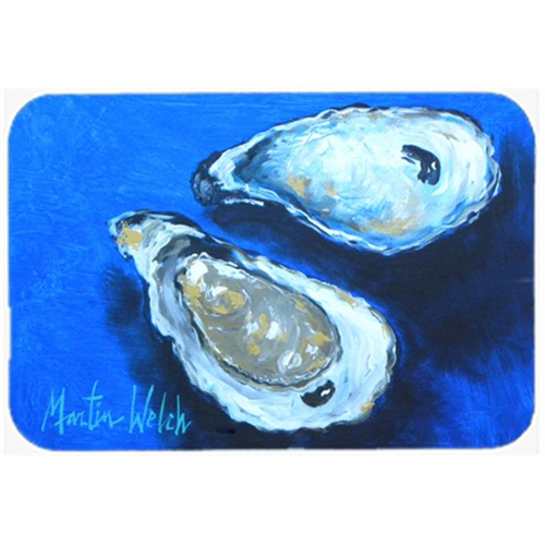 Carolines Treasures MW1095MP Oysters Seafood Four Mouse Pad Hot Pad or Trivet