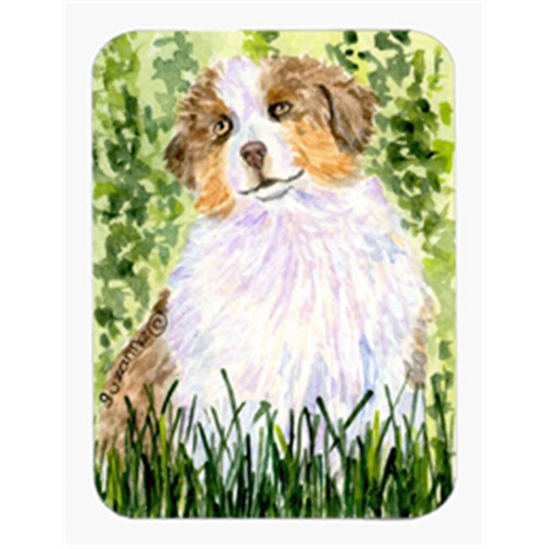 Carolines Treasures SS8844MP Australian Shepherd Mouse Pad & Hot Pad Or Trivet