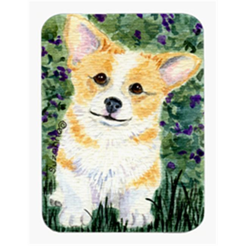 Carolines Treasures SS8854MP Corgi Mouse Pad & Hot Pad Or Trivet