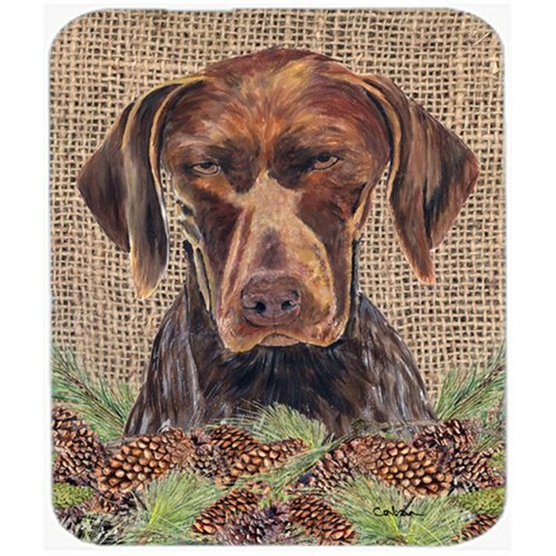 Carolines Treasures SC9035MP 9.5 x 8 in. German Shorthaired Pointer Mouse Pad Hot Pad or Trivet