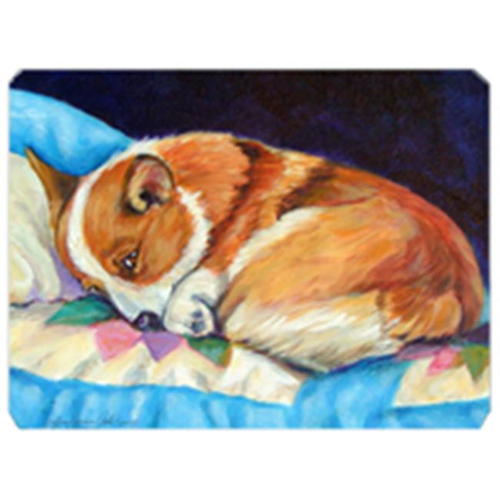 Carolines Treasures 7291MP 8 x 9.5 in. Corgi Mouse Pad Hot Pad or Trivet
