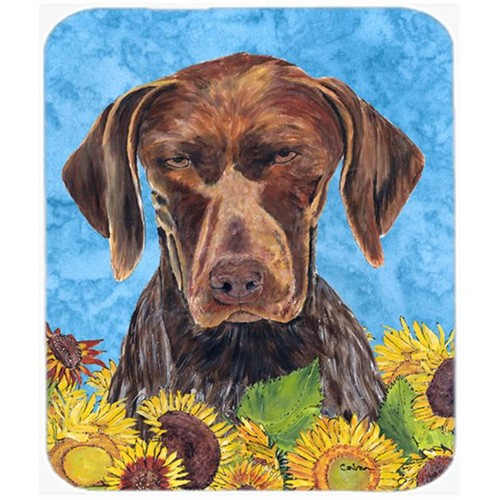 Carolines Treasures SC9053MP German Shorthaired Pointer Mouse Pad Hot Pad Or Trivet
