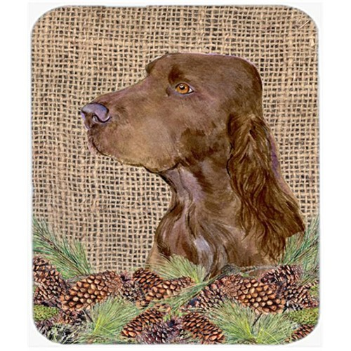 Carolines Treasures SS4066MP Field Spaniel Mouse Pad Hot Pad Or Trivet
