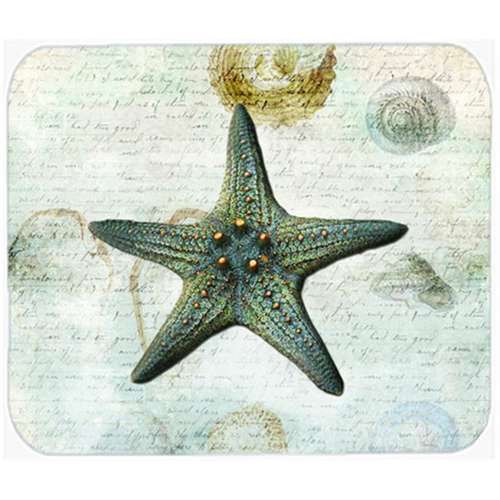 Carolines Treasures SB3034MP 9.5 x 8 in. Starfish Mouse Pad Hot Pad or Trivet