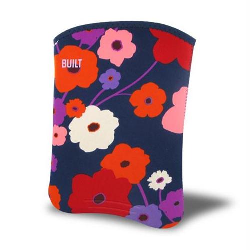 Built NY 213860 Built NY iPad Sleeve - Lush Flower -Fits all iPads