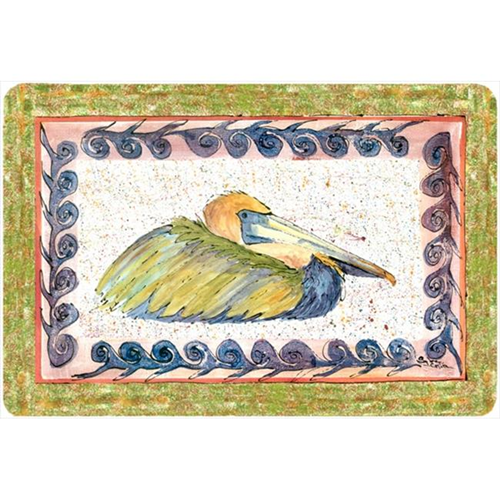 Carolines Treasures 8053MP Bird - Pelican Mouse Pad Hot Pad Or Trivet
