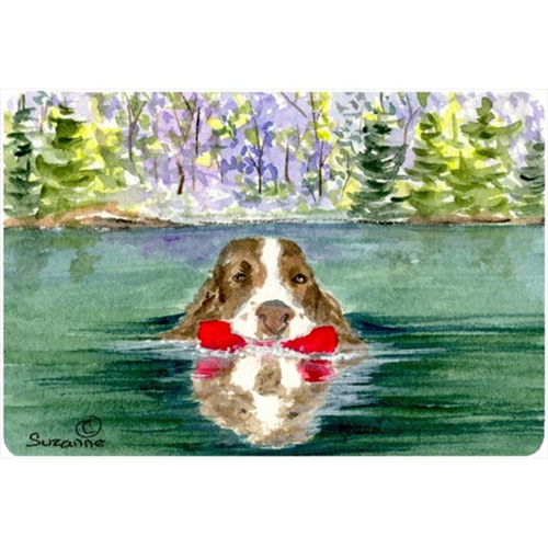 Carolines Treasures SS8943MP Springer Spaniel Mouse Pad Hot Pad Or Trivet