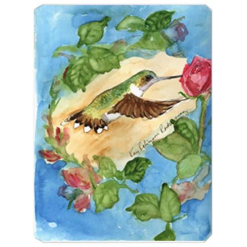 Carolines Treasures KR9016MP 9.5 x 8 in. Bird - Hummingbird Mouse Pad Hot Pad Or Trivet