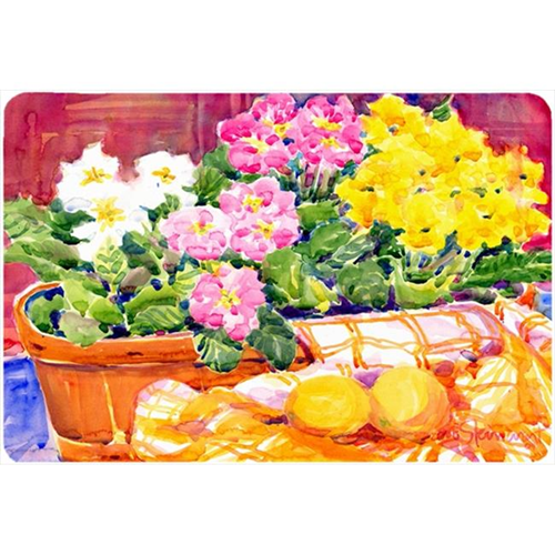 Carolines Treasures 6061MP Flower - Primroses Mouse pad hot pad or trivet
