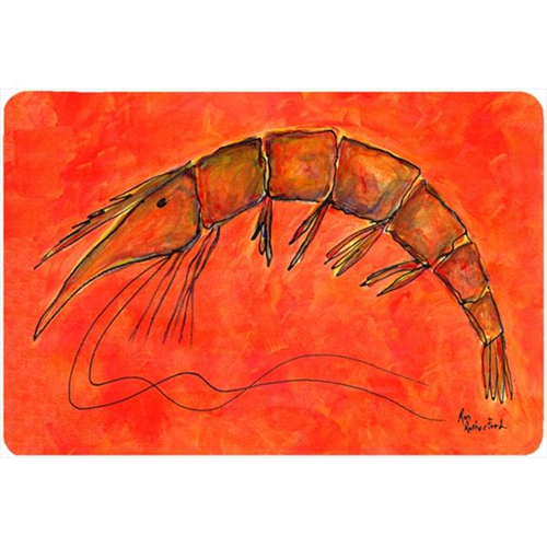 Carolines Treasures RDR2012MP Shrimp Mouse Pad Hot Pad Or Trivet