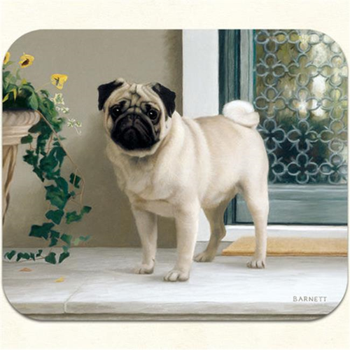 Fiddlers Elbow m25 Pug-Porch Mouse Pad Pack Of 2