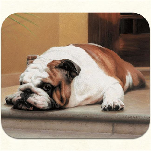 Fiddlers Elbow m36 Bulldog-Porch Mouse Pad Pack Of 2