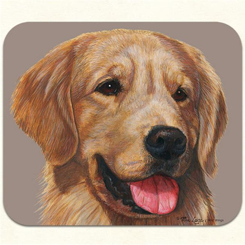 Fiddlers Elbow m404 Golden Retriever Mouse Pad Pack Of 2