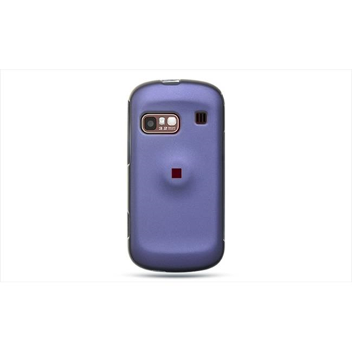 DreamWireless CRSAMR900PP Samsung Craft & R900 Crystal Rubber Case Purple