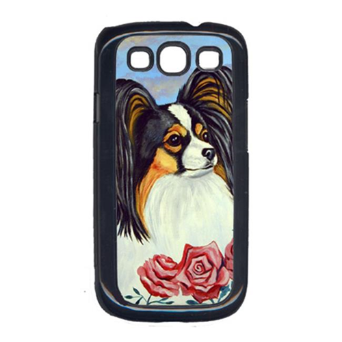 Carolines Treasures 7036GALAXYSIII Papillon With Butterfly Cell Phone Cover Galaxy S111