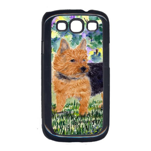Carolines Treasures SS8218GALAXYSIII Norwich Terrier Cell Phone Cover Galaxy S111