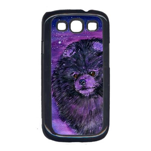 Carolines Treasures SS8501GALAXYSIII Starry Night Pomeranian Cell Phone Cover Galaxy S111