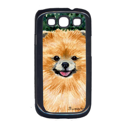 Carolines Treasures SS8725GALAXYSIII Pomeranian Cell Phone Cover Galaxy S111