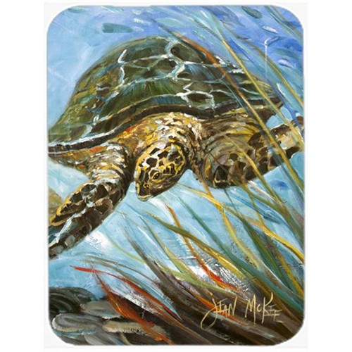Carolines Treasures JMK1168MP Loggerhead Sea Turtle Mouse Pad Hot Pad & Trivet