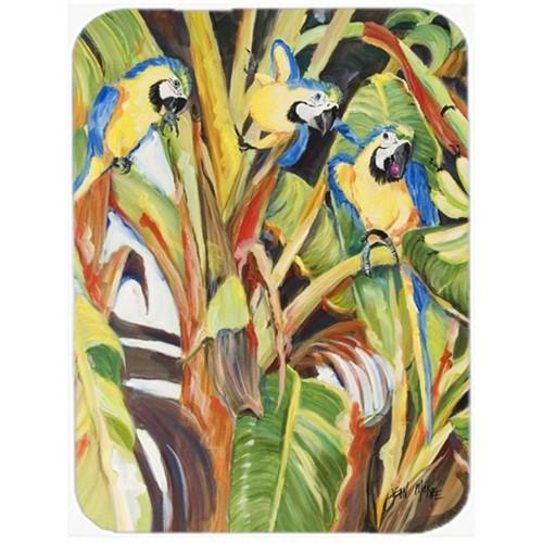 Carolines Treasures JMK1203MP Parrots Mouse Pad Hot Pad & Trivet