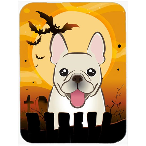 Carolines Treasures BB1796MP Halloween French Bulldog Mouse Pad Hot Pad & Trivet