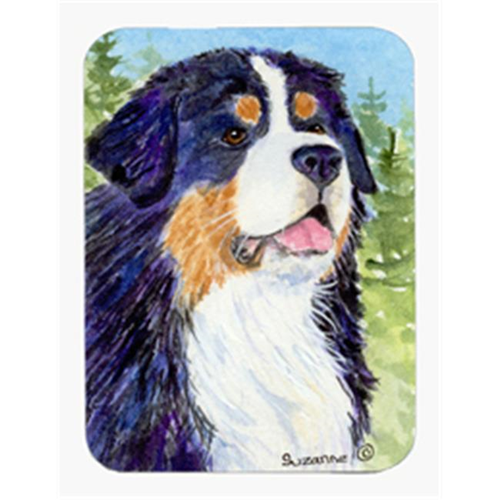 Carolines Treasures SS8867MP Bernese Mountain Dog Mouse Pad & Hot Pad Or Trivet
