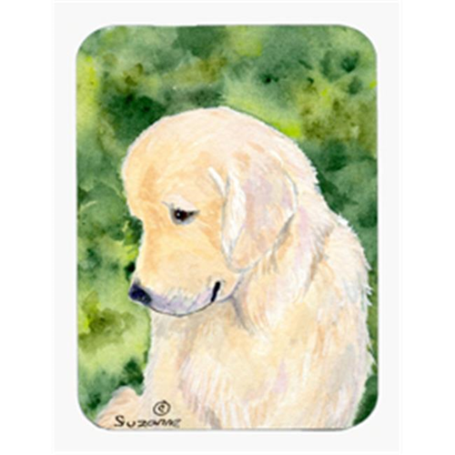 Carolines Treasures SS8757MP Golden Retriever Mouse Pad & Hot Pad Or Trivet