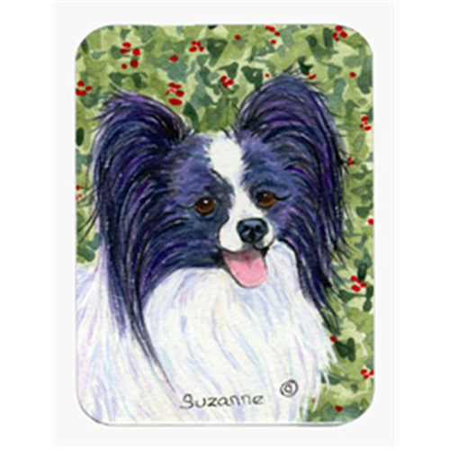 Carolines Treasures SS8811MP Papillon Mouse Pad & Hot Pad Or Trivet