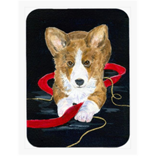 Carolines Treasures SS8570MP Corgi Mouse Pad & Hot Pad Or Trivet