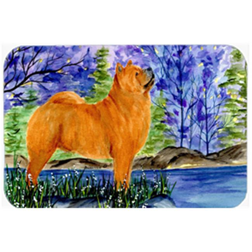 Carolines Treasures SS8600MP Chow Chow Mouse Pad & Hot Pad Or Trivet