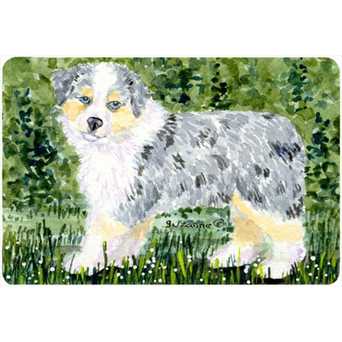 Carolines Treasures SS8846MP Australian Shepherd Mouse pad hot pad or trivet