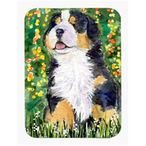 Carolines Treasures SS8955MP Bernese Mountain Dog Mouse Pad & Hot Pad & Trivet