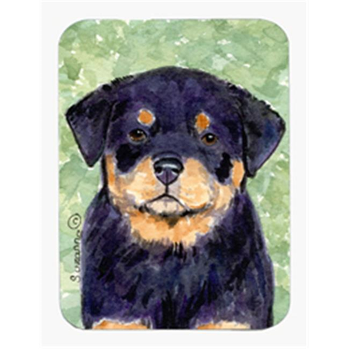Carolines Treasures SS8929MP Rottweiler Mouse Pad & Hot Pad & Trivet