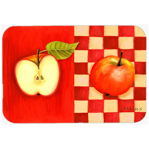 Carolines Treasures WHW0122MP Apple by Ute Nuhn Mouse Pad Hot Pad or Trivet