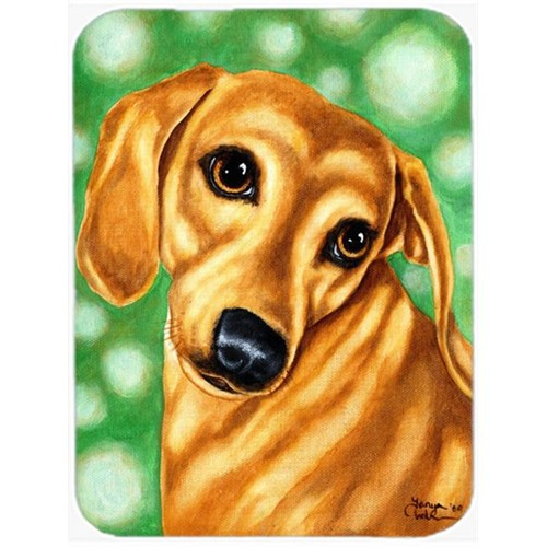 Carolines Treasures AMB1414MP The Eyes Have It Dachshund Mouse Pad Hot Pad or Trivet