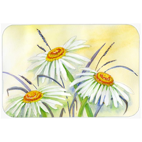 Carolines Treasures BMBO1108MP Daisies by Maureen Bonfield Mouse Pad Hot Pad or Trivet