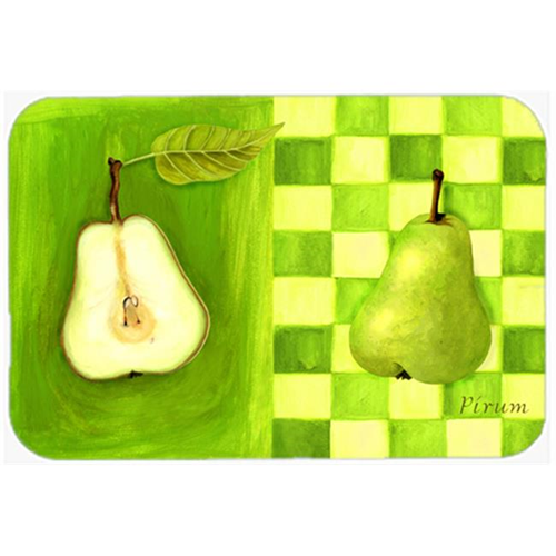 Carolines Treasures WHW0121MP Pear by Ute Nuhn Mouse Pad Hot Pad or Trivet