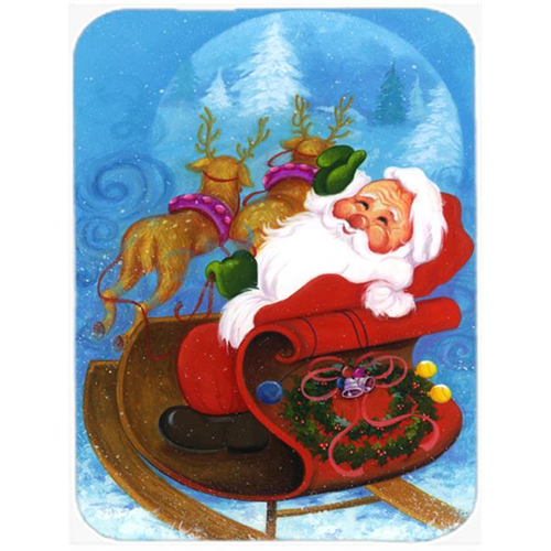 Carolines Treasures APH5775MP Christmas Santa Claus Good Night Mouse Pad Hot Pad or Trivet
