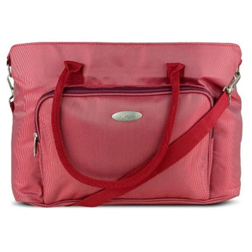 HSU Concepts 321215 Professional Ladies Laptop Tote for 15.4 in. Laptops Red
