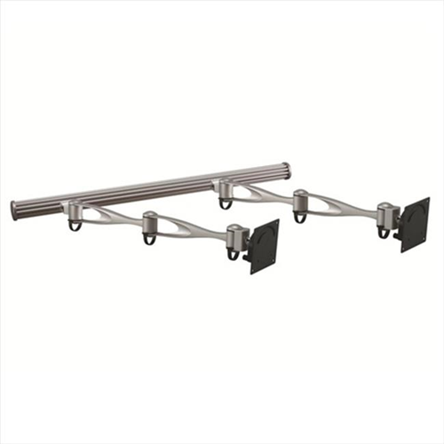 Cotytech HMW-21A2 Wall Mount For Two Monitors Double Arm