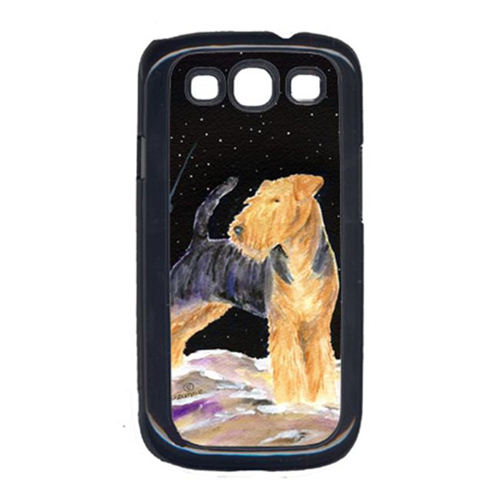 Carolines Treasures SS8464GALAXYSIII Starry Night Welsh Terrier Galaxy S111 Cell Phone Cover