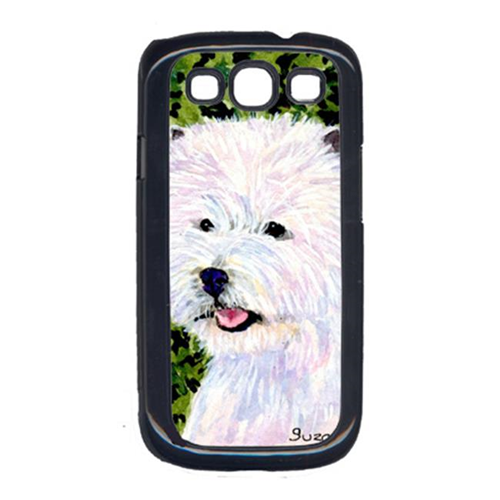 Carolines Treasures SS8818GALAXYSIII Westie Galaxy S111 Cell Phone Cover