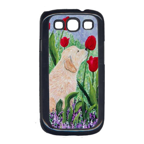 Carolines Treasures SS8610GALAXYSIII Golden Retriever Galaxy S111 Cell Phone Cover