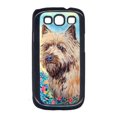 Carolines Treasures 7238GALAXYSIII Cairn Terrier Cell Phone Cover For Galaxy S111