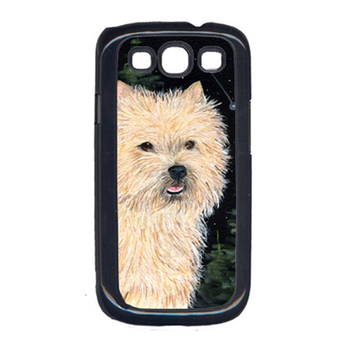 Carolines Treasures SS8502GALAXYSIII Starry Night Cairn Terrier Cell Phone Cover For Galaxy