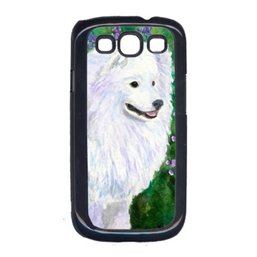 Carolines Treasures SS8965GALAXYSIII American Eskimo Cell Phone Cover Galaxy S111