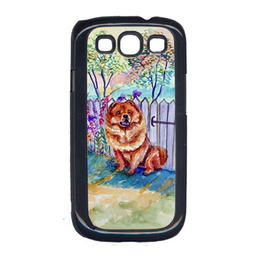 Carolines Treasures 7210GALAXYSIII Chow Chow Cell Phone Cover For Galaxy S111