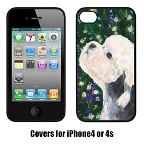 Carolines Treasures SS1055IP4 Dandie Dinmont Terrier Iphone 4 Cover
