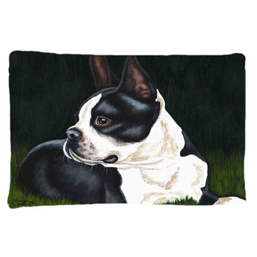 Carolines Treasures AMB1321MP Boston Terrier Beauty Mouse Pad Hot Pad or Trivet